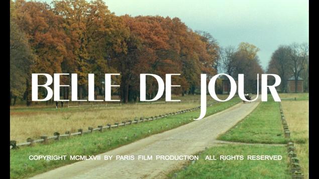 Belle de Jour - Capture BR StudioCanal